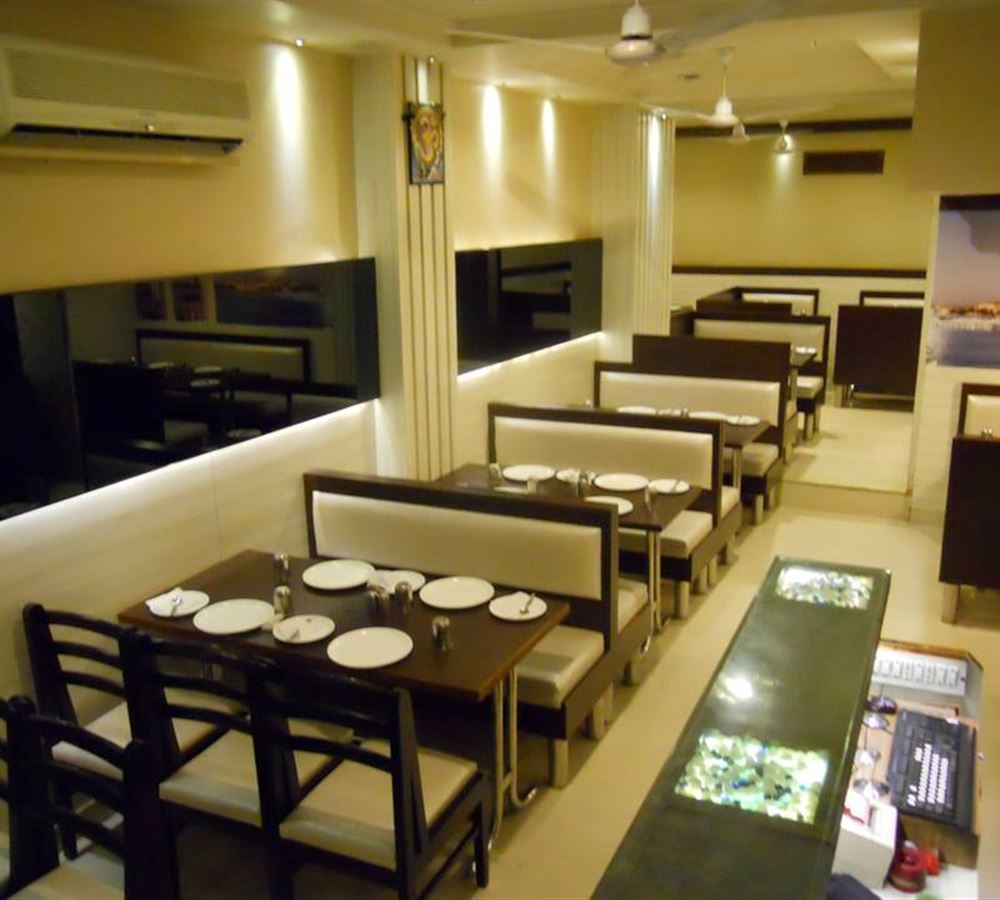 Veg restaurant in udaipur
