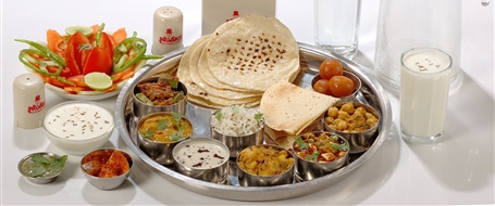 Thali in udaipur