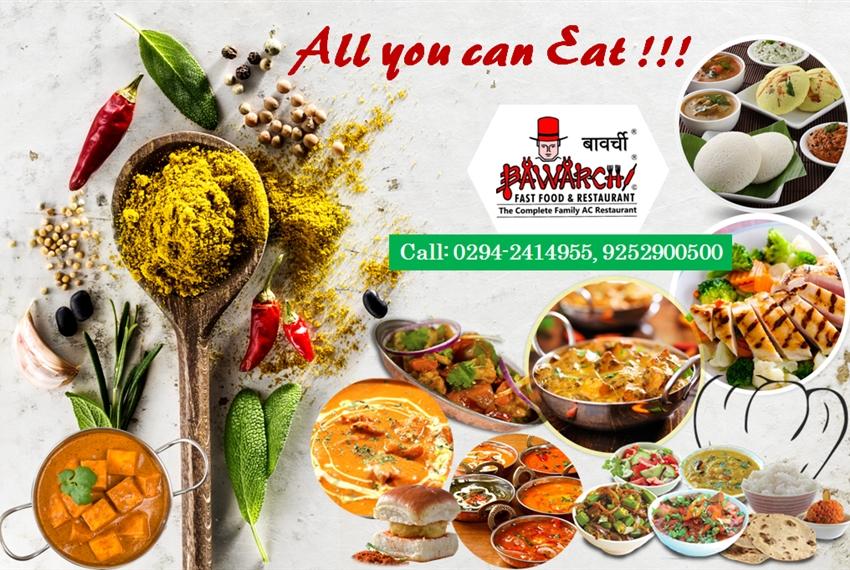 Best Rajasthani Thali in Udaipur