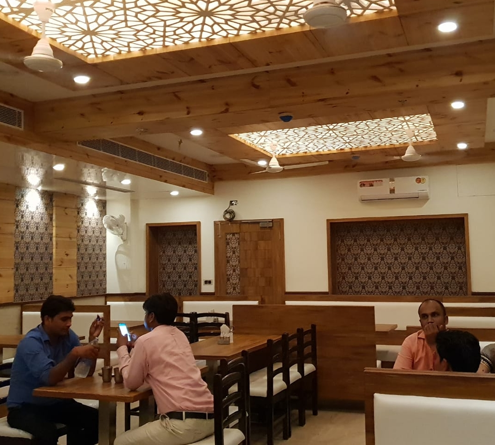restaurant in udaipur