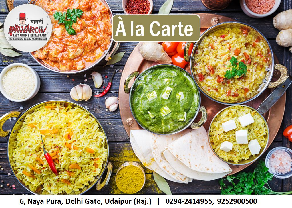 Best Thali in Udaipur